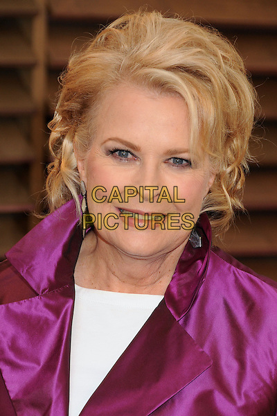 02 March 2014 - West Hollywood, California - Candice Bergen. 2014 Vanity Fair Oscar Party following the 86th Academy Awards held at Sunset Plaza.  <br /> CAP/ADM/BP<br /> &copy;Byron Purvis/AdMedia/Capital Pictures