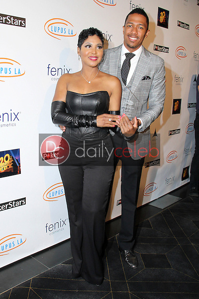 Toni Braxton, Nick Cannon<br /> Get Lucky For Lupus 6th Annual Poker Tournament, Avalon, Hollywood, CA 09-18-14<br /> David Edwards/DailyCeleb.com 818-249-4998