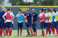 USMNT Training, October 6, 2015