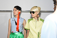 SAO PAULO, SP 24.04.2019 - MODA-SP - Desfile da grife Modem na ediçao 47 da Sao Paulo Fashion Week (SPFW), no Espaço Arca, zona oeste da cidade de Sao Paulo nesta quarta-feira, 24. (Foto: Felipe Ramos / Brazil Photo Press / Folhapress).