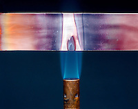 COPPER HEATED TO FORM COPPER II (CUPRIC) OXIDE<br />