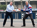 """Scottish Rugby Legends' """"No Thanks"""" Campaign"""