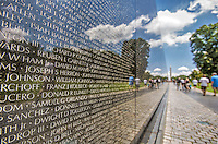 Vietnam Veterans Memorial Washington DC