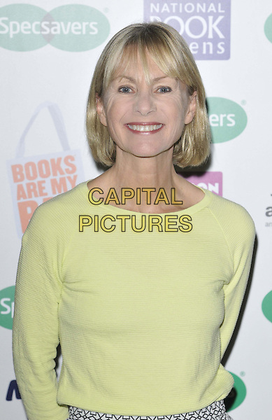 LONDON, ENGLAND - NOVEMBER 26: Kate Mosse attends the Specsavers National Book Awards 2014, Foreign &amp; Commonwealth Office, King Charles St., on Wednesday November 26, 2014 in London, England, UK. <br /> CAP/CAN<br /> &copy;Can Nguyen/Capital Pictures
