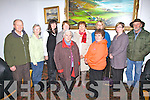 A public meeting was held in The Bay View Hotel, Waterville on Wednesday night last in an attempt to save the old Glenmore National School, through Cumman Bri?d, pictured here front l-r; Veronica Schulz, Mary Fitzgerald, back l0-r; Paud Collins, Phill Collins, Rosemarie O'Connell, Noreen Sugrue, Eileen Fitzpatrick, Catherine Walsh, Noreen Curran & Roger Baker.