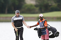 Zander Lombard (RSA) during the 2nd round of the Alfred Dunhill Championship, Leopard Creek Golf Club, Malelane, South Africa. 14/12/2018<br /> Picture: Golffile | Tyrone Winfield<br /> <br /> <br /> All photo usage must carry mandatory copyright credit (&copy; Golffile | Tyrone Winfield)