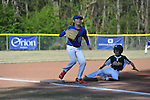 Cubs vs. Athletics in Germantown Baseball League in Germantown, Tenn. on Saturday, April 9, 2016.