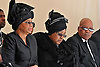 Qunu, South Africa: 15.12.2013: STATE FUNERAL FOR NELSON MANDELA<br /> GRACA MACHEL, WINNIE MANDELA AND PRESIDENT ZUMA<br /> at the burial ceremony for former President Nelson Mandela in Qunu, Eastern Cape, South Africa<br /> Mandatory Credit Photo: &copy;Jiyane-GCIS/NEWSPIX INTERNATIONAL<br /> <br /> **ALL FEES PAYABLE TO: &quot;NEWSPIX INTERNATIONAL&quot;**<br /> <br /> IMMEDIATE CONFIRMATION OF USAGE REQUIRED:<br /> Newspix International, 31 Chinnery Hill, Bishop's Stortford, ENGLAND CM23 3PS<br /> Tel:+441279 324672  ; Fax: +441279656877<br /> Mobile:  07775681153<br /> e-mail: info@newspixinternational.co.uk