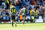 Real Sociedad's Barrenetxea dejected  during La Liga match. May, 18th,2019. (ALTERPHOTOS/Alconada)