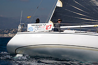 Esp 4255  .Alba III  .Luis Mata  .Juanjo Gonzalez  .CN Ibiza  .Suspens - J XXII Trofeo 200 millas a dos - Club Náutico de Altea - Alicante - Spain - 22/2/2008