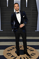 04 March 2018 - Los Angeles, California - Sebastian Stan. 2018 Vanity Fair Oscar Party hosted following the 90th Academy Awards held at the Wallis Annenberg Center for the Performing Arts. <br /> CAP/ADM/BT<br /> &copy;BT/ADM/Capital Pictures