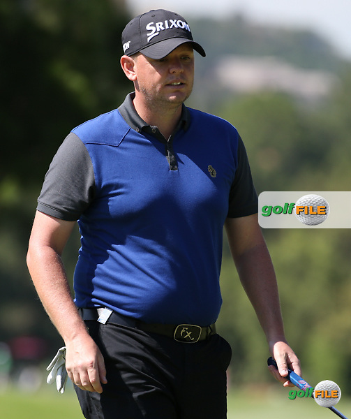 Jamie McLeary (SCO) during Round One of the 2016 Tshwane Open, played at the Pretoria Country Club, Waterkloof, Pretoria, South Africa.  11/02/2016. Picture: Golffile | David Lloyd<br /> <br /> All photos usage must carry mandatory copyright credit (&copy; Golffile | David Lloyd)
