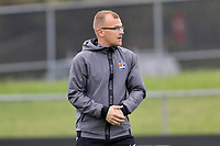 Piscataway, NJ - Sunday April 30, 2017: Paul Grieg during a regular season National Women's Soccer League (NWSL) match between Sky Blue FC and FC Kansas City at Yurcak Field.