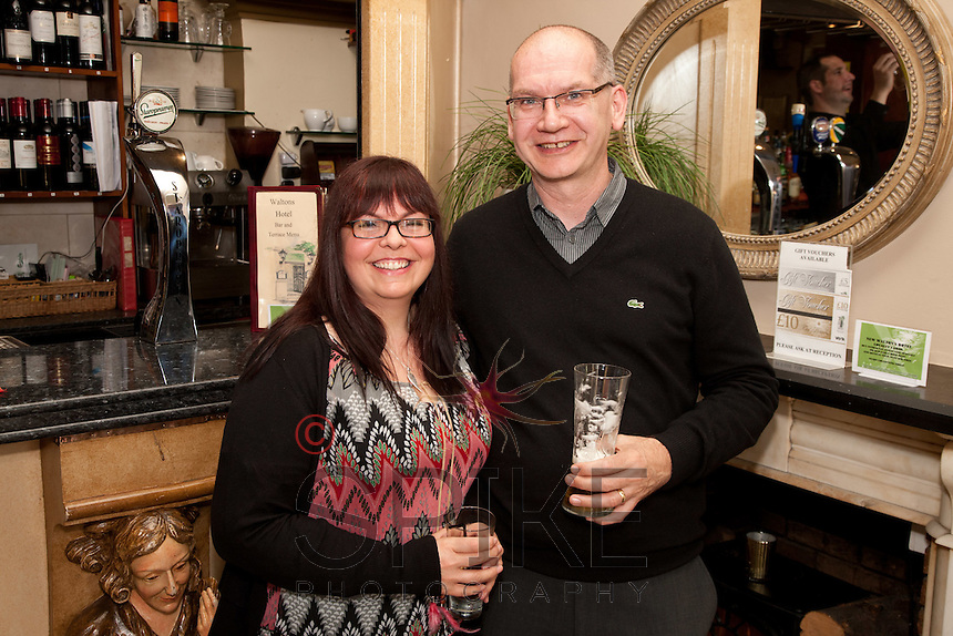 Sharna and Andy Sawyer of DG Professional Interiors