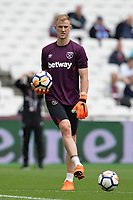 Joe Hart of West Ham during West Ham United vs Everton, Premier League Football at The London Stadium on 13th May 2018