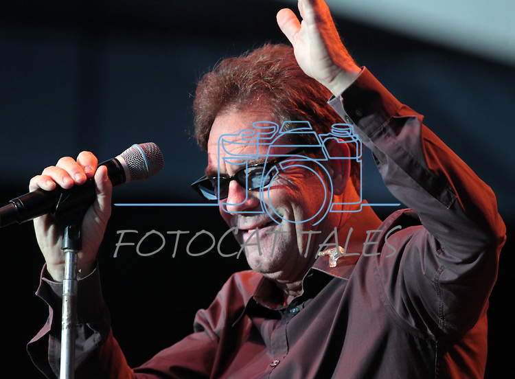 Heuy Lewis and the News performs at Harveys Lake Tahoe on Friday Aug. 17, 2012, in Stateline, Nev..Photo by Cathleen Allison