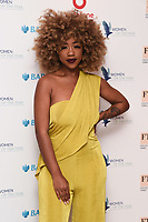 Chidera Eggerue<br /> arriving for the Women of the Year Awards 2019, London<br /> <br /> ©Ash Knotek  D3526 14/10/2019