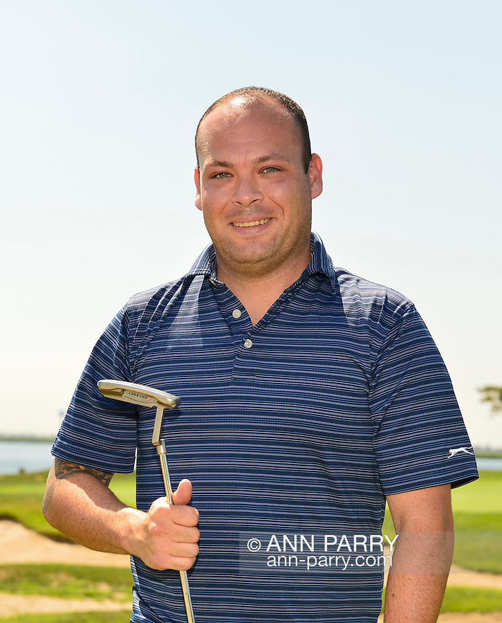 Oceanside, New York, USA. 2nd August 2013. KENNETH PEREZ, of Massapequa, is golfing at South Bay Country Club.<br /> | You/Your Property in photo? Mention that when you use CONTACT page: http://ann-parry.photoshelter.com/contact