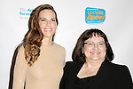 LOS ANGELES - DEC 4: Hilary Swank, Judy Swank at The Actors Fund's Looking Ahead Awards at the Taglyan Complex on December 4, 2014 in Los Angeles, California