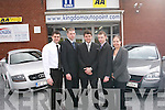 Brian Hanafin (Managing Director), Peter McCarthy (Sales Executive), Denis Hanafin.(Sales Manager), Emmet O'Grady(Sales Executive), Marie Hardy (Business Manager)