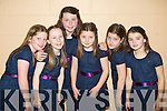 Pictured at the Comhaltas dancing finals in Currow on Sunday were the Slieve Mish set dancers were l-r: Carla Counihan, Maggie O'Dowd, Molly O'Donoghue, Rachel Murphy, Clodagh Murphy Leah Lenihan