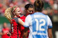 Portland Thorns FC vs Houston Dash, August 5, 2017