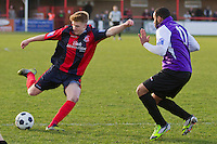 Eastbourne Borough FC (1) v AFC Hornchurch (1) 02.02.13