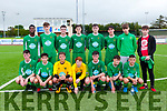 The U17 Kerry Team celebrated a 3-1 victory against Cork's Cobh Ramblers at Mounthawk Park on Sunday in the U17 Southern Elite Division of The SSE Airtricity League