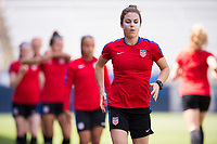 USWNT Training, April 8, 2017