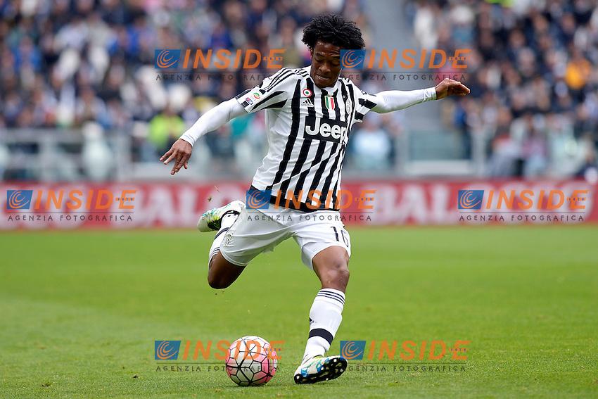 Juan Cuadrado Juventus <br /> Torino 01-05-2016 Juventus Stadium Football Calcio Serie A 2015/2016 Juventus - Carpi. Foto Filippo Alfero / Insidefoto