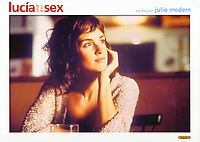 Sex and Lucia (2001) <br /> (Lucia y el sexo)<br /> Lobby card<br /> *Filmstill - Editorial Use Only*<br /> CAP/MFS<br /> Image supplied by Capital Pictures