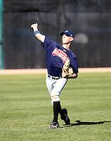 Casey Mulholland,  Pendleton HS, Bradenton, FL -  2009 Under Armour Pre-Season All-America Tournament at Tucson, AZ - 01/17/2009..Photo by:  Bill Mitchell/Four Seam Images