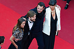 70eme Festival International du Film de Cannes. Montee de la ceremonie de cloture, vues du toit du Palais . 70th International Cannes Film Festival. Vew from rof top of closing red carpet<br /> Ostlund, Ruben
