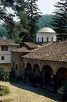 Bulgarien, Kloster Trojan