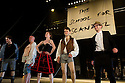 "London, UK. 19/05/2011.  ""School for Scandal"" opens at the Barbican. Photo credit should read Jane Hobson"