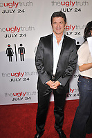 "John Michael Higgins at the premiere of their new movie ""The Ugly Truth"" at the Cinerama Dome, Hollywood..July 16, 2009  Los Angeles, CA.Picture: Paul Smith / Featureflash"