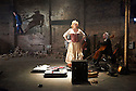 Carmen Disruption by Simon Stephens, directed by Michael Longhurst. With Sharon Small as The Singer. Opens at The Almeida Theatre on 17/4/15. CREDIT Geraint Lewis
