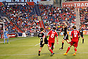 The Chicago Fire versus DC United in the U.S. Open Cup Semi-Final at Toyota Park in Bridgeview, IL on Wednesday, August 7, 2013. <br /> The Fire lost with a final score of 0-2. <br /> <br /> Photos by Jasmin Shah.