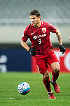 Shanghai FC Forward Elkeson De Oliveira Cardoso in action during the AFC Champions League 2017 Group F match between Shanghai SIPG FC (CHN) vs Western Sydney Wanderers (AUS) at the Shanghai Stadium on 28 February 2017 in Shanghai, China. Photo by Marcio Rodrigo Machado / Power Sport Images