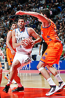 LIGA ACB. Real Madrid vs Valencia Basket 20-12-12