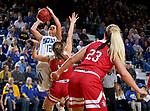 University of South Dakota at South Dakota State University Women's Basketball