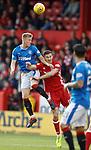 08.05.2018 Aberdeen v Rangers:  Ross McCrorie and Dom Ball
