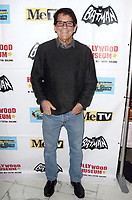 LOS ANGELES - JAN 10:  Anson Williams at the Batman '66 Retrospective and Batman Exhibit Opening Night at the Hollywood Museum on January 10, 2018 in Los Angeles, CA<br /> <br /> Batman '66 Retrospective and Batman Exhibit Opening Night, The World Famous Hollywood Museum, Hollywood, CA 01-10-18