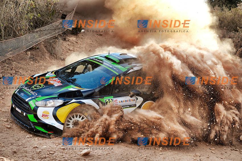 RAJHI <br /> Rally di Sardegna 2016 <br /> Foto Lavadinho / Panoramic / Insidefoto
