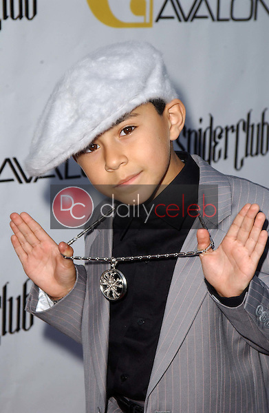 Little Maxso<br />at the Larpy Awards. Avalon, Hollywood, CA. 04-30-06<br />Dave Edwards/DailyCeleb.com 818-249-4998
