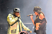 Jun 26, 2012: JAY Z & RIHANNA - BBC Radio 1 Hackney Weekend London