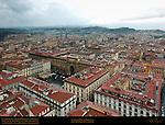 Stormy Day in Florence Palazzo Pitti Boboli Gardens Piazza della Repubblica Santo Spirito South Florence