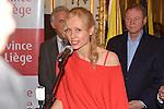 &copy;www.agencepeps.be/ F.Andrieu  - Belgique - Li&egrave;ge - 130425 - Festival du Film Policier de Li&egrave;ge avecc Michel Galabru comme Pr&eacute;sident d'honneur.<br /> Jeanne Bournard