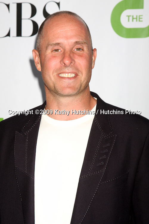 Paul Schulze arriving at the CBS / Showtime / CW / CBS Television Distribution TCA Stars Party at the Huntington Library in San Marino, CA  on August 3, 2009 .©2009 Kathy Hutchins / Hutchins Photo..