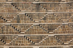 Chand Baori Stepwell, Abhaneri, Rajasthan, India